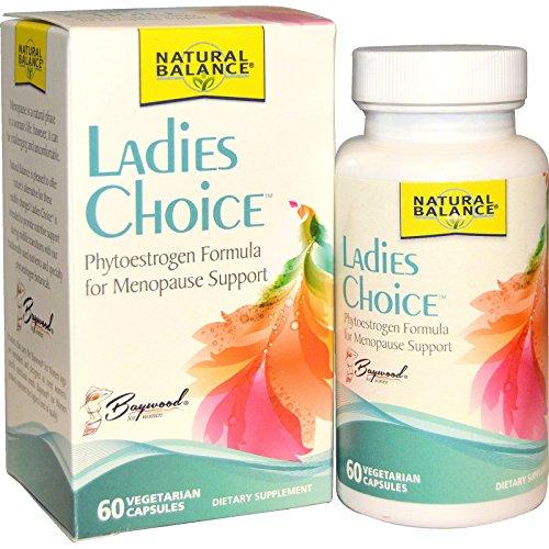 Natural Balance Capsules Menopause 60 Count