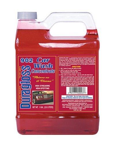 Duragloss 902 Car Wash Concentrate - 1 Gallon by Duragloss