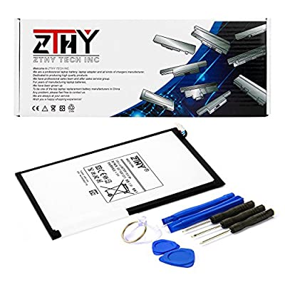 ZTHY 3.8V 4450mAh T4450E Battery For Samsung Galaxy Tab 3 8.0 T310 T311 SM-T310 SM-T311 SM-T315 Series Tablet T4450C T4450U With Tools US Ship from Zthy