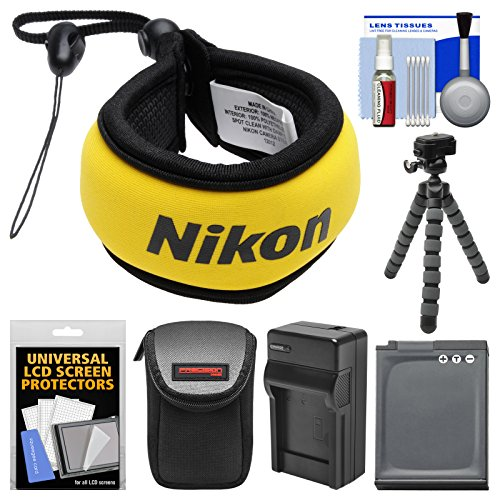 Nikon Coolpix Aw110 Waterproof Compact Camera - 1