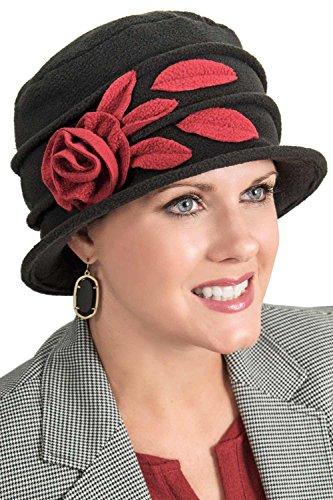 Fleec (Brown Cloche Hat)