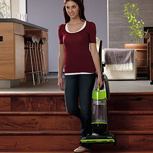 Bissell Bagless Upright Vacuum, Green, 95957