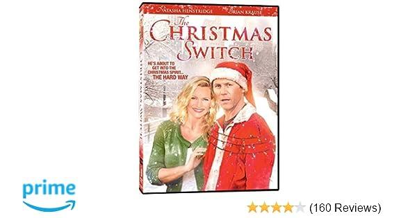 Christmas Switch.Amazon Com The Christmas Switch Natasha Henstridge Brian