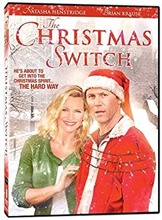 The Christmas Switch.Amazon Com The Christmas Switch Natasha Henstridge Brian