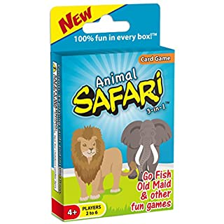 Gofish card game do it yourselfore animal safari 3 in 1 go fish and old maid card game solutioingenieria Gallery