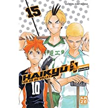 Haikyu !! - Les As du volley T15 (French Edition)