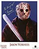 Ken Kirzinger ACTOR JASON VOORHEES autograph, In-Person signed photo