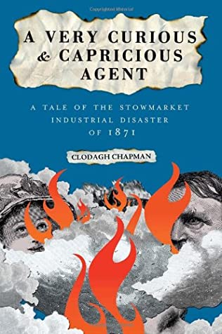 book cover of A Very Curious and Capricious Agent