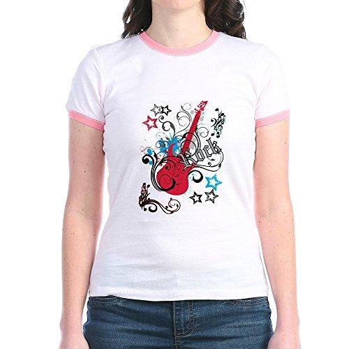 Guitar Kids Ringer T-shirt - 9