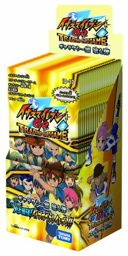 TOMY Inazuma Eleven GO IG-17 TCG Galaxy ed Expansion Pack 4th Box by TOMY (Image #1)