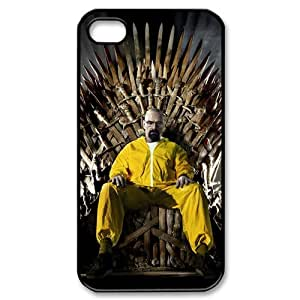 IPhone 4,4S Phone Case for Breaking Bad pattern design