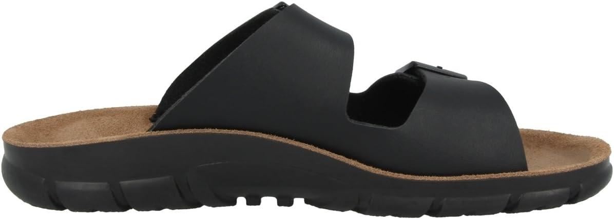 Birkenstock Bilbao, heren sandalen Zwart