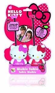 IMC TOYS 704067 - Hello Kitty. Walkie Talkie Figura