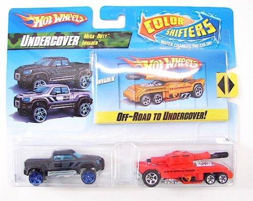 Hot Wheels, Mattel, Color Shifters, Set 2 Stück, sortiert Set 2 Stück Mattel GmbH