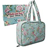 Cute Floral Makeup Bag for Travel and Home - Best Reviews Guide