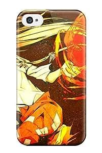 Andrew Cardin's Shop Best 1495290K819953627 touhou fireribbons fujiwara no mokou Anime Pop Culture Hard Plastic iPhone 4/4s cases