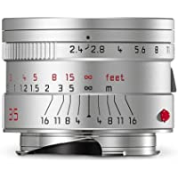 Leica 35mm F/2.4 Summarit-M Silver ASPH. 11679