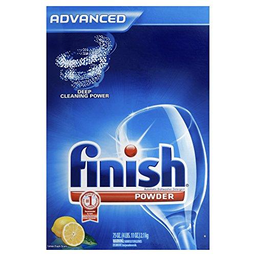 Electrasol Dishwasher Detergent - Finish 5170078234 , NULL, 75 O