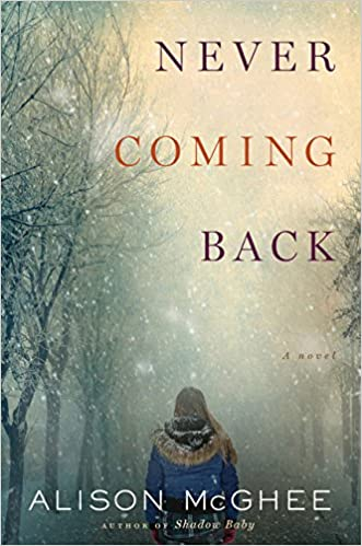 Image result for never coming back, alison mcghee