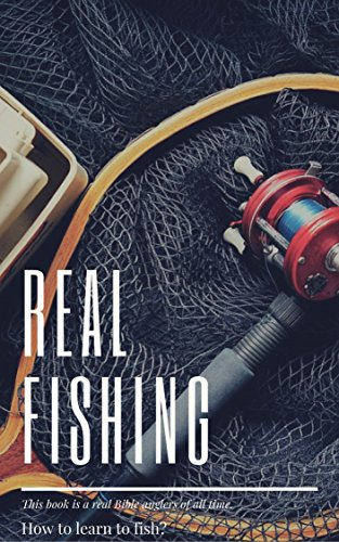 Real Fishing: How to Learn to Fish? cover