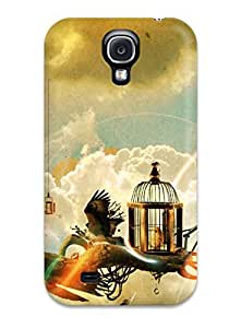 HOJfyUz5084FDFQP AnnaSanders Retro Feeling Galaxy S4 On Your Style Birthday Gift Cover Case