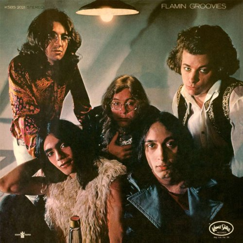 Flamingo - Flamin Groovies [Vinyl LP - Groovy Record