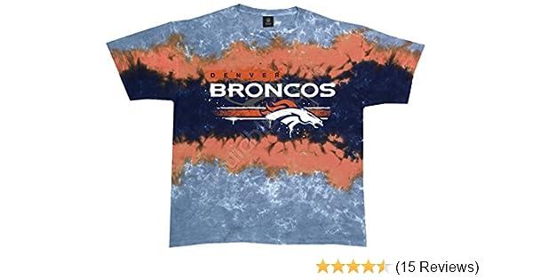 Amazon.com   Broncos Horizontal Stencil T-Shirt Size XXL   Sports   Outdoors 77412e5cf