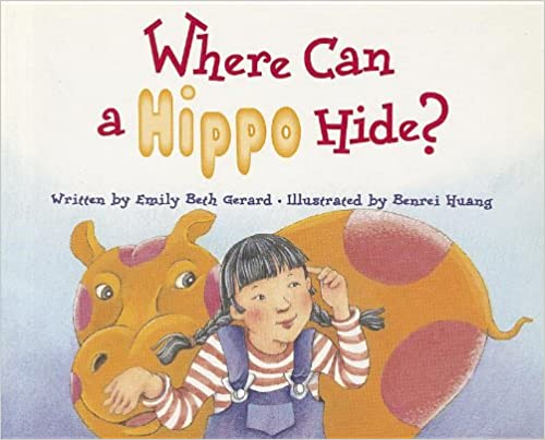 Ebook long courrierREADY READERS, STAGE 1, BOOK 36, WHERE CAN A HIPPO HIDE?, SINGLE COPY (Celebration Press Ready Readers) MOBI 081361967X