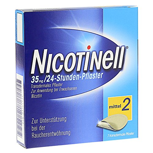 Nicotinell 35 mg 24-Stunden-Pflaster, 7 St