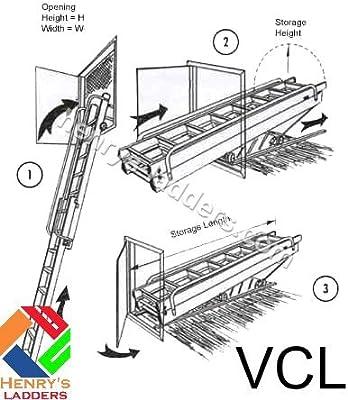 Madera Escalera para desván Henry Vertical - Mezzanine acceso escalera. Madera Escalera de cabeza deslizante Vertical. Rebecca hose plataforma para acceder a un vídeo, el entrepiso Vertical u escotilla/puerta. Floor to Floor -