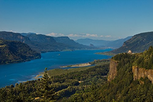 Crown Point, Columbia River - Pictures Nude Vista