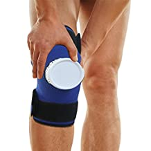 Cold Therapy Knee Brace for Pain Relief with Removable Ice Bag - Targeted Cold Therapy for Pain Relief and Swelling