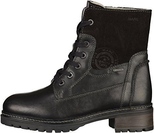 Marc Shoes GORE-TEX 1.640.07-86 Damen Stiefelette Schwarz