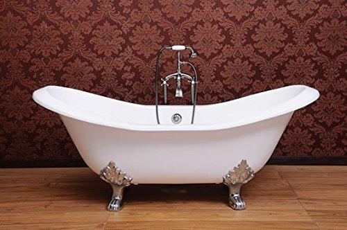 song cast iron bathtubs - 4