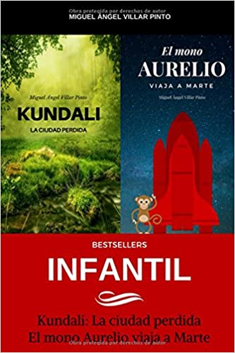 Bestsellers: Infantil (Spanish Edition): Miguel Ángel Villar Pinto: 9781983261732: Amazon.com: Books