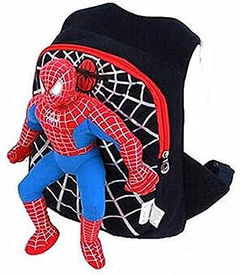 حقيبة ظهر للأطفال من الأولاد والبنات من سبايدرمان حقيبة مدرسية