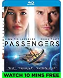 Jennifer Lawrence (Actor), Chris Pratt (Actor), Morten Tyldum (Director) | Rated: PG-13 (Parents Strongly Cautioned) | Format: Blu-ray (1794)  Buy new: $26.99$14.99 53 used & newfrom$7.98