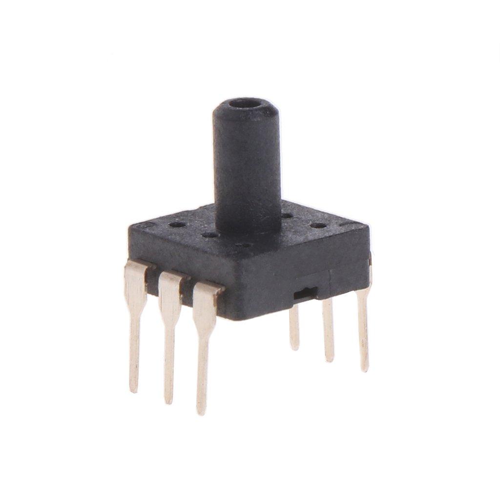 huanban072 Pressure Altitude Module Sensor MPS20N0040D-D Sphygmomanometer DIP Air Pressure Sensor 0-40kPa DIP-6 for Arduino Raspb