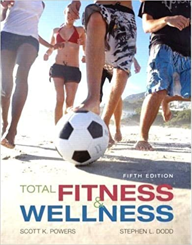 Total fitness and wellness 5th edition online pdf free download.