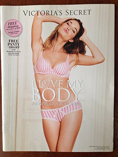Victoria Secret Catalog - Love My Body - Spring Fashion 2013 Vol. 1