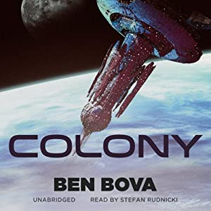 Colony Hörbuch