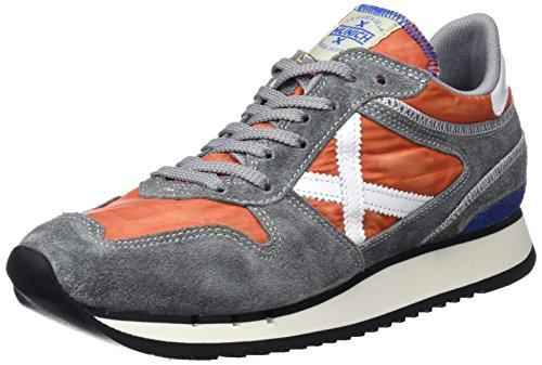 naranja Munich Zapatillas 037 Adulto Multicolor Nou gris Unisex ZRZY1O