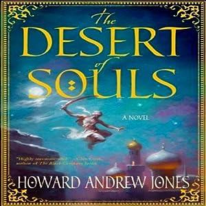 The Desert of Souls Audiobook