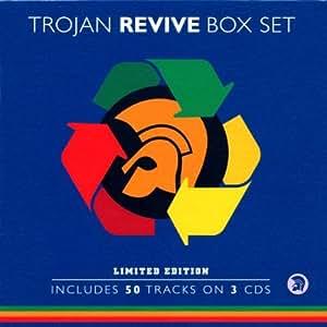 Trojan Revive Trojan Reggae Revive Box Amazon Com Music