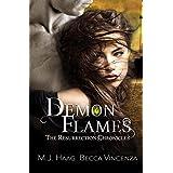 Demon Flames (Resurrection Chronicles Book 2)