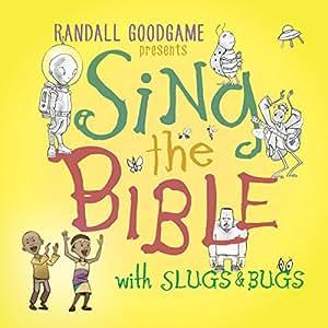 Sing the Bible with Slugs & Bugs Cd