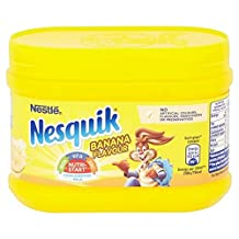 Nesquik Banana Flavour 300g (Pack of 4)