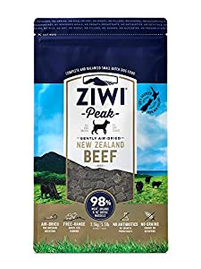 Ziwi Peak Air-Dried Beef Dog (1Pouch), 8.8 lb