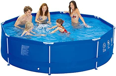 Saica Piscina, Color Azul y Blanco (16026): Amazon.es: Juguetes y ...