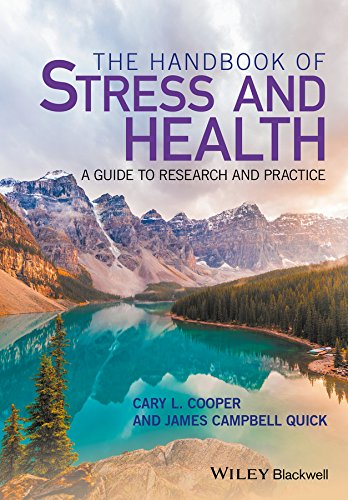The Handbook of Stress and Health: A Guide to Research and Practice by Wiley-Blackwell